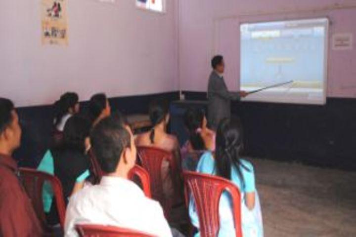S.V.Getwell School-Digital Class Room