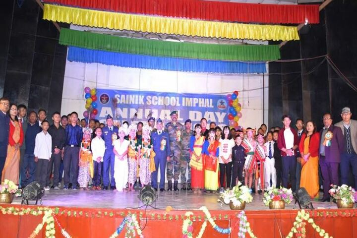 Sainik School-Annual Day Celebrations