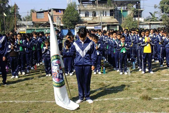 Shishnu Nishta Niketan-Annual Sports Day