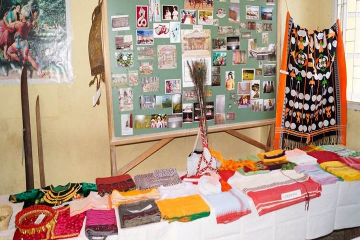 Shishnu Nishta Niketan-Art and Craft Exhibition