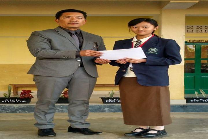 Shishnu Nishta Niketan-Prize Distribution