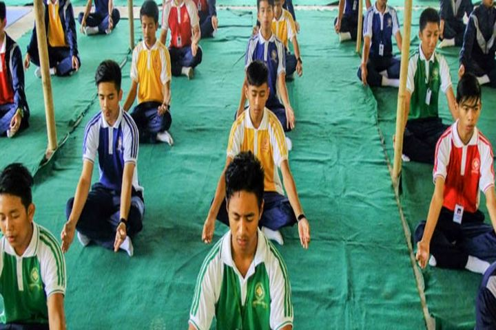 Shishnu Nishta Niketan-Yoga