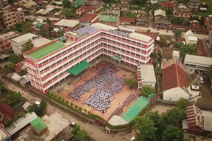 St PaulS Institute-Campus View