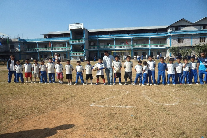 The Lodestar Public school-Playground
