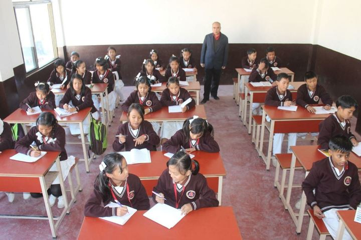Tolchou Ibeton Memorial Academy-Class Room