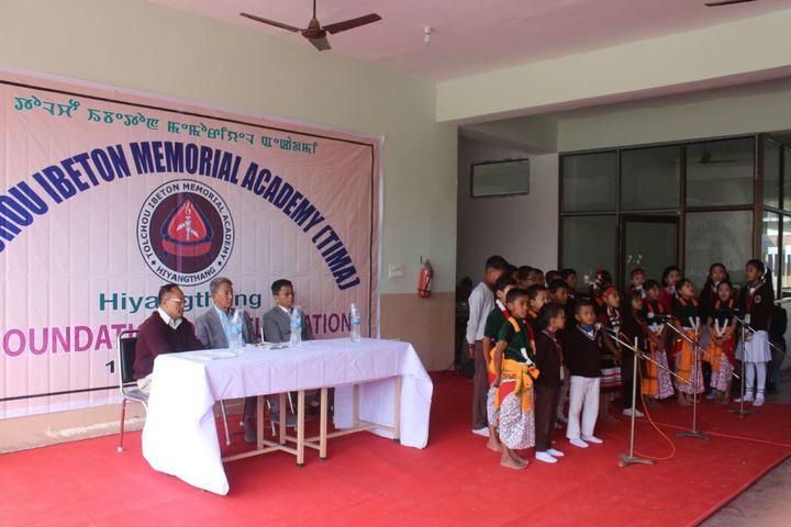 Tolchou Ibeton Memorial Academy-Foundation Day Celebrations