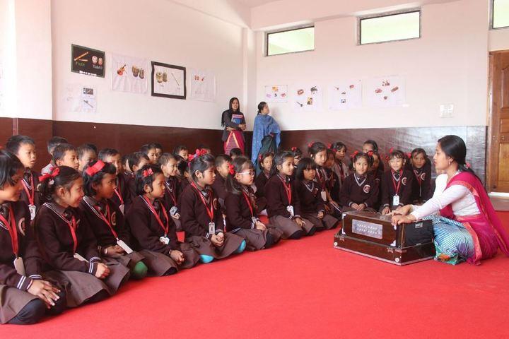 Tolchou Ibeton Memorial Academy-Music
