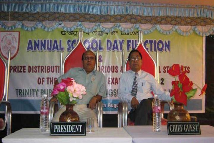 Trinity Public School-Annual School Day Celebrations