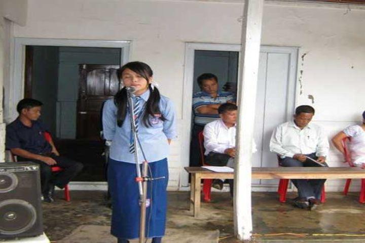 Trinity Public School-Singing