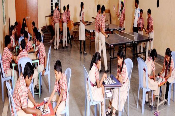 Abhyas The Global School-Indoor Games