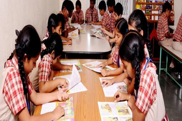 Abhyas The Global School-Library