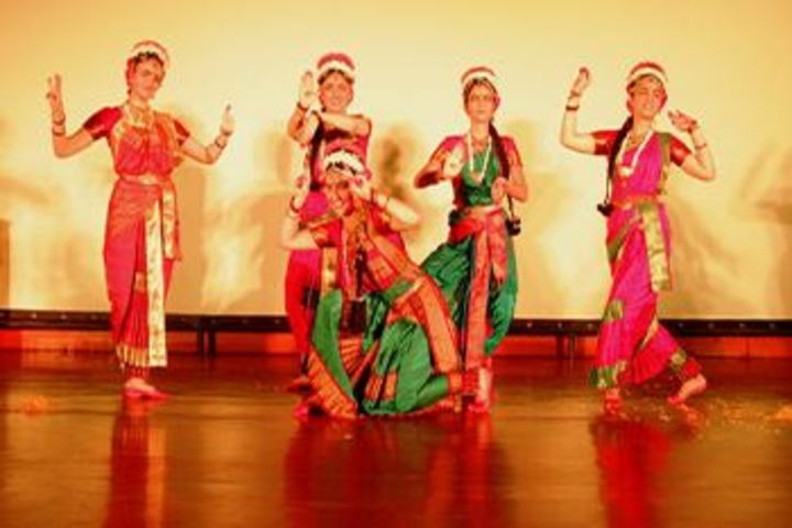 Diksha International School-Classical Dance