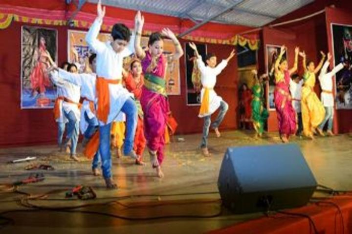 Diksha International School-Dance Program