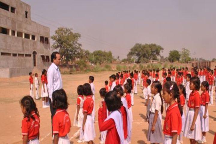 Dini International School-Assembly Ground