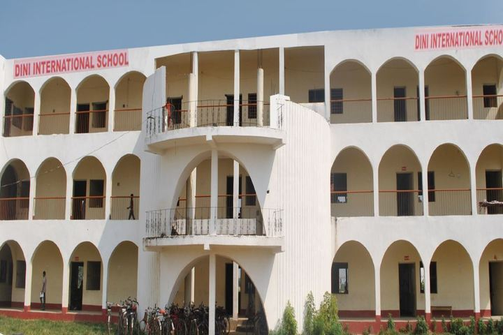 Dini International School-Campus View