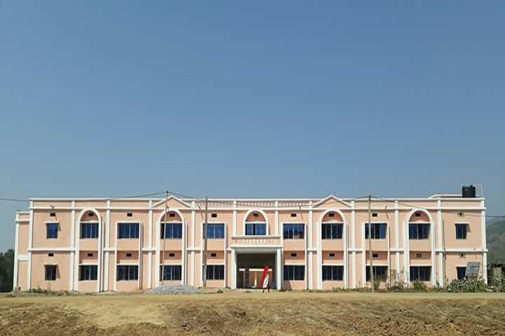 Odisha Adarsha Vidyalaya Sangthan-Campus-View