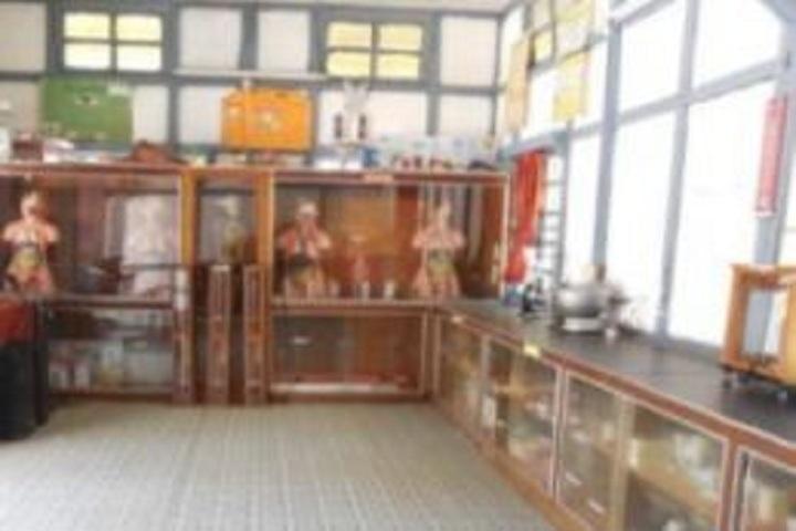 Assam Rifles School Kohima-Biology Lab