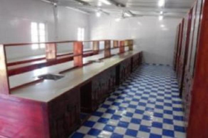 Assam Rifles School Kohima-Chemistry Lab