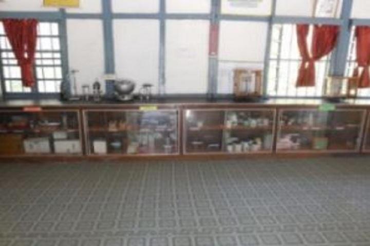 Assam Rifles School Kohima-Physics Lab