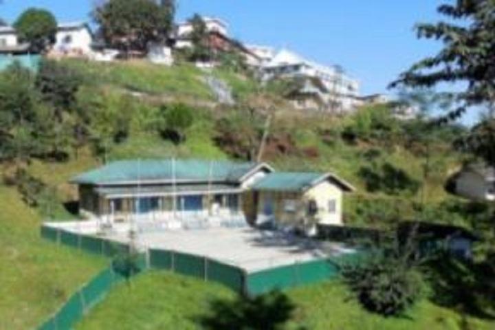 Assam Rifles School Kohima-Play Ground