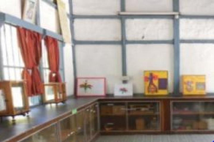 Assam Rifles School Kohima-Science Lab