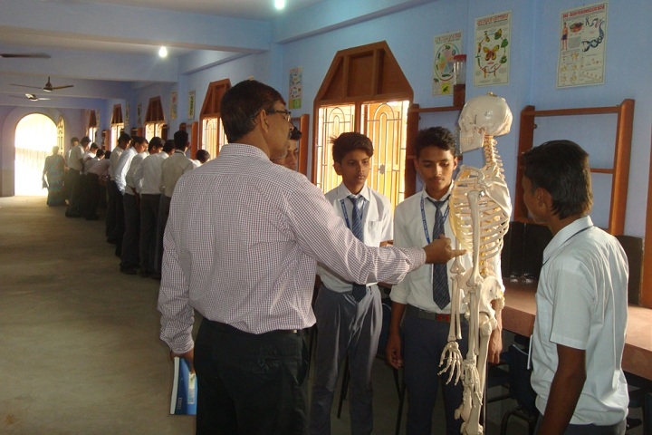 Divine Happy School-Biology Lab