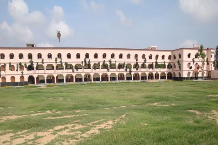 Divine Happy School-Campus View