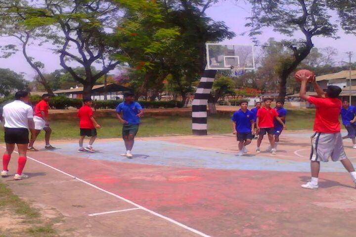 Assam Rifles Training Centre High-Sports