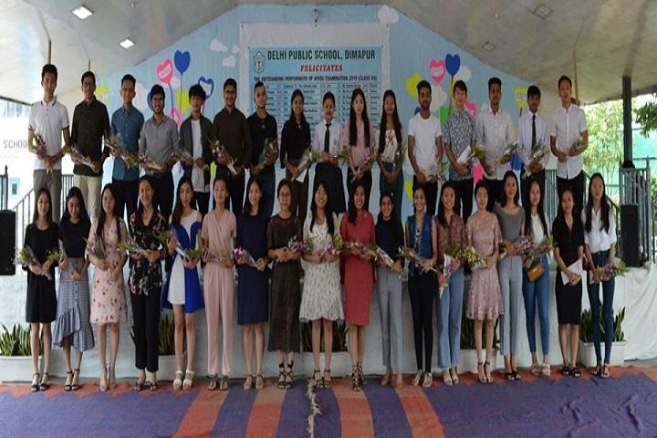 Delhi Public School Dimapur-Felicitates