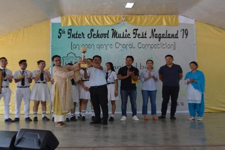 Delhi Public School Dimapur-Inter School Music Fest