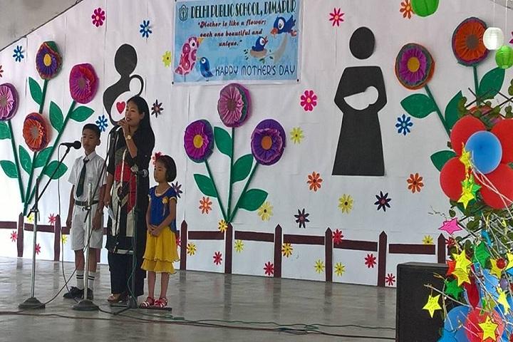 Delhi Public School Dimapur-Mothers Day