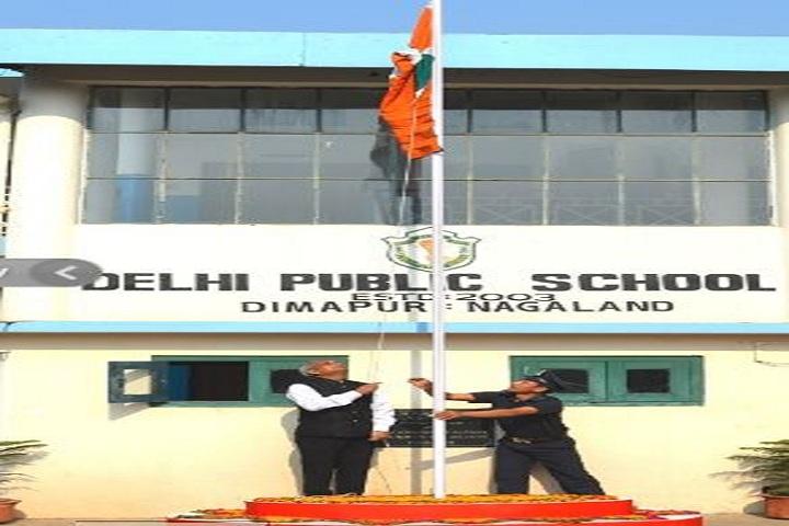 Delhi Public School Dimapur-Republic Day