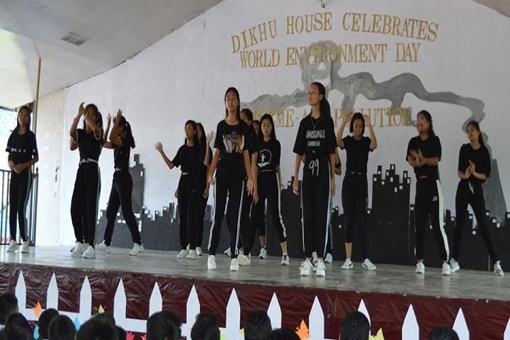 Delhi Public School Dimapur-World Environment Day Dance