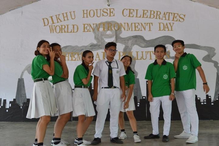 Delhi Public School Dimapur-World Environment Day