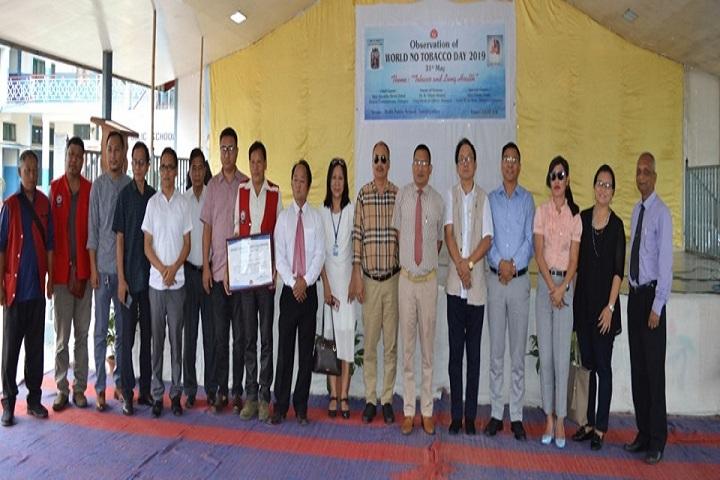 Delhi Public School Dimapur-World Tobacco Day