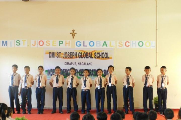 Dmi St Joseph Global School-Kids