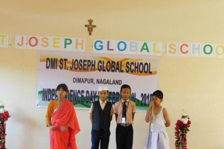 Dmi St Joseph Global School-Drama