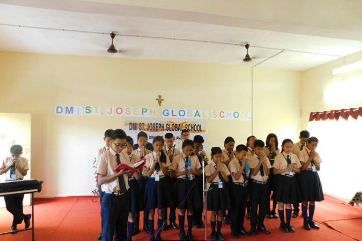 Dmi St Joseph Global School-Prayer