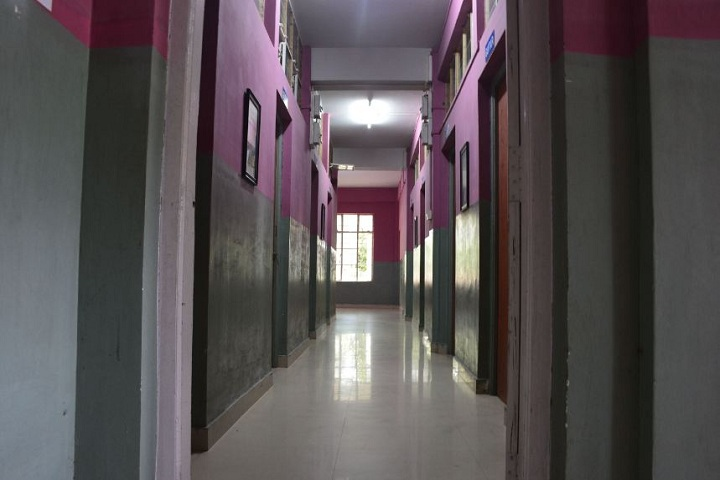 G Rio School-Corridor Of Music Department