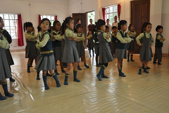 G Rio School-Dance Room