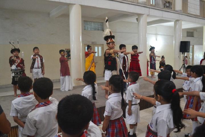 Hollo Toli School-Heritage Day