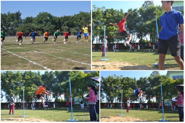 Hollo Toli School-Inter House Sports