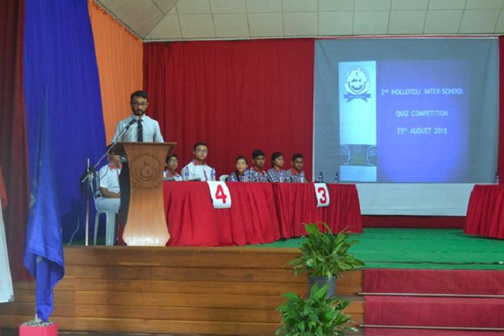 Hollo Toli School-Inter School Quiz Competition