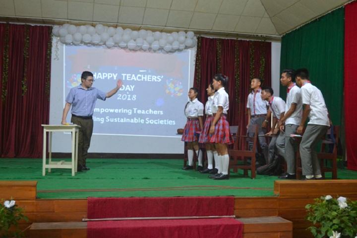 Hollo Toli School-Teachers Day Drama