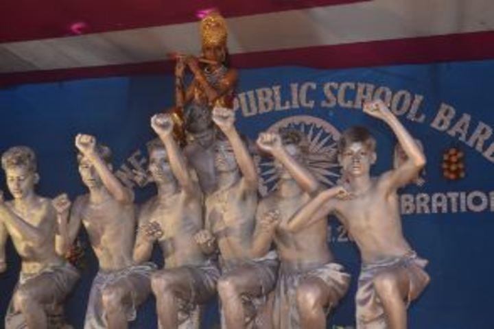 Divine Light Public School-Activities