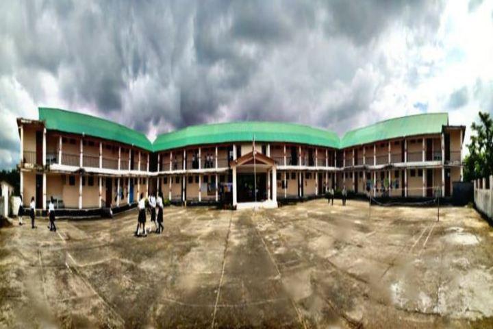 Jawahar Navodaya Vidyalaya-School-View