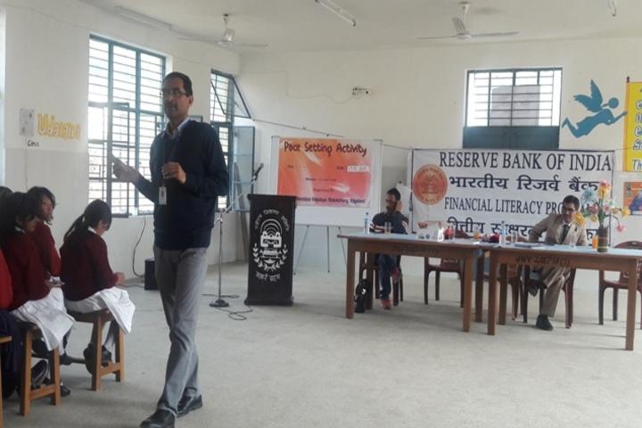 Jawahar Navodaya Vidyalaya-Pace Setting Activity