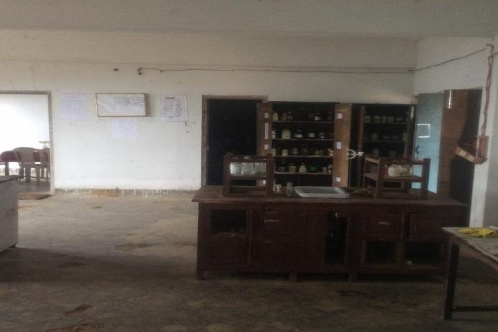 Kendriya Vidyalaya Tuli-Chemistry Lab