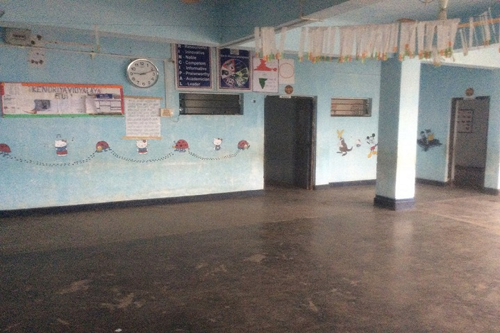 Kendriya Vidyalaya Tuli-Common Hall