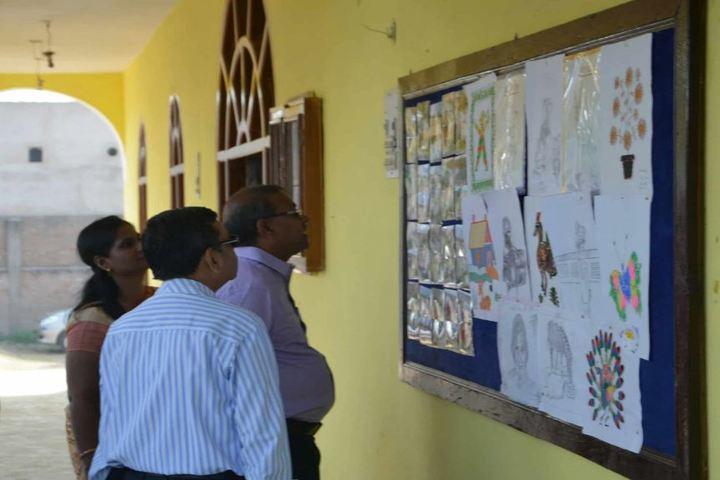 Divya Bhaskar Public School-Activity Board